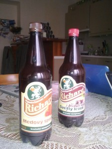 pivovar richard lahvové