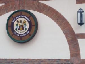 marina holesovice logo