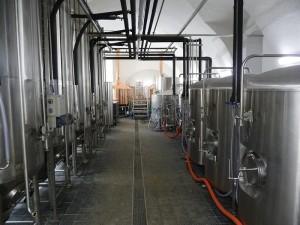 pivovar brevnov zarizeni