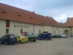 budova pivovaru brevnov