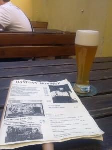u bastu pivo