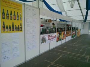 pivni rozmanitost na festivalu