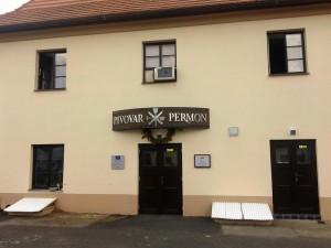 budova pivovaru