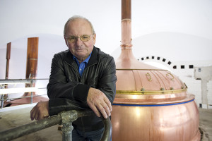 Antonín Èervený øeditel, pivovar Podkováò