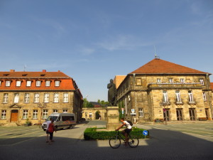 Улочки старого центра