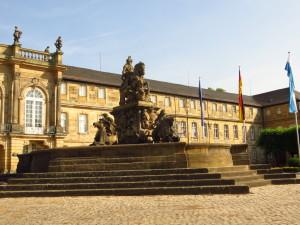 Новый дворец, который отстроили, когда надоел старый