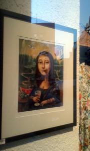 Nurnberg - Mona Lisa