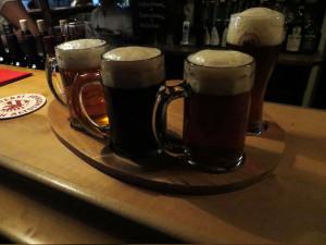 Палетка пивовара Altstadthof