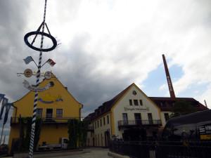 Пивовар и ресторан Brauhaus Riegele