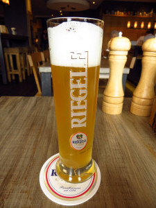 Riegele Commerzienrat Riegeles Weisse