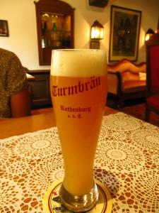 Turmbräu Rothenburg Weizen
