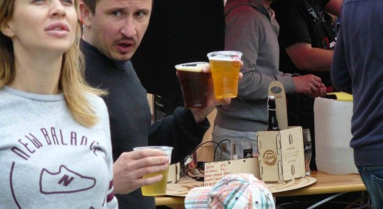 rodinka s pivy